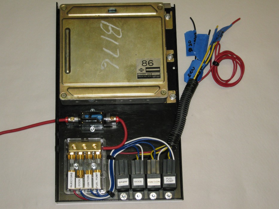 Auxiliary Fuse Box - Electrical